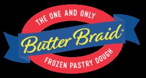 butter braid pastries logo